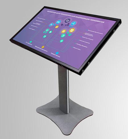 Интерактивный киоск для ТемоЦентра