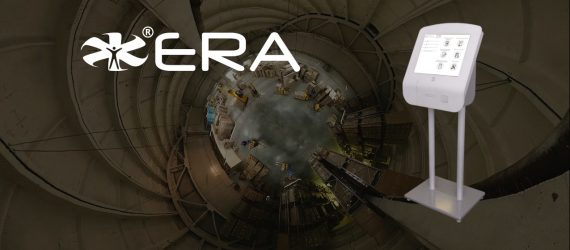 Информационная панель для производителя вентиляционных систем Эра