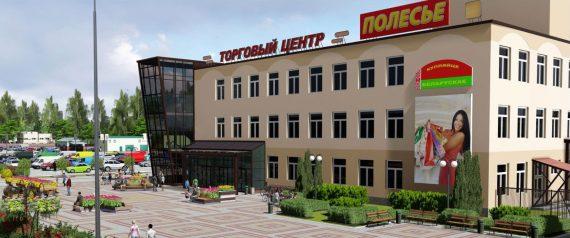 Электронные продавцы в торговом центре «Полесье»